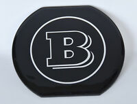 New 3D Logo Brabus Smart ForTwo 451 Facelift  Emblem for front grill - great!
