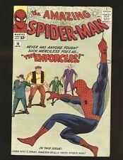 Amazing Spider-Man # 10 - 1st Enforcers VG+ Cond.
