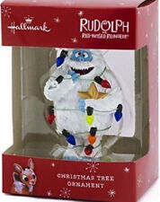 Bumble Abominable Snowman Ornament Rudolph Island of Misfit Toys Hallmark