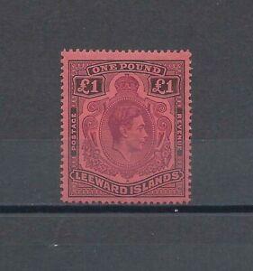LEEWARD ISLANDS 1942 SG 114a MINT Cat £90