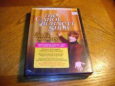 The Carol Burnett Show: Carols Favorites (DVD, 2012, 6-Disc Set, Collectors Edit