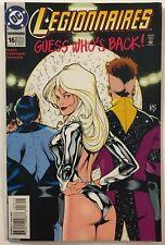 Legionnaires #16 Adam Hughes Cover / Dream Girl App. - DC Comics 1994 VF 8.0