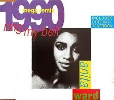 Anita Ward Maxi CD Ring My Bell (1990 Mega Remix) - Germany (EX/G)