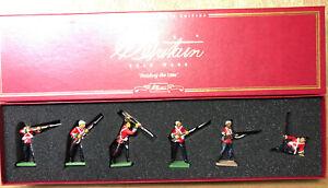 Britains: Boxed Set 40176, Set 2 - Holding The Line. Zulu War. 54mm