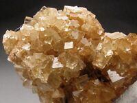 Fluorite Crystals, Hilton Mine, Scordale, Murton, Eden, Cumbria, England