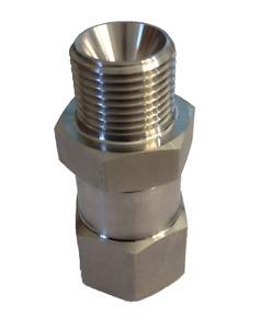 High Pressure Stainless Steel Swivel