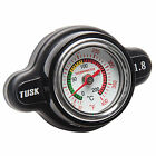 Tusk High Pressure Radiator Cap with Temperature Gauge 1.8 Bar