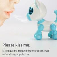 Intelligente Kinder Roboter Hund interaktive Spielkamerad Kinderspielzeug S7Y8