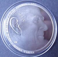 2011 Proof Prince Philip 90th Birthday Five Pound £5 Coin Mint Condition. P72/82