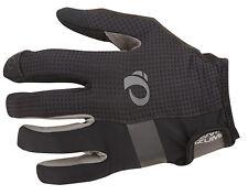 Pearl Izumi Elite Gel Full Finger Bike Cycling Gloves Black - XL