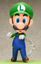 Super Mario Brothers Luigi Nendoroid 393 Figure Good Smile NEW SEALED