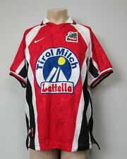 Vintage Tirol Innsbruck 1996 1997 1998 signed home shirt size L Nike