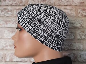Cotton Jersey Hat, turban, Headwear for  Hair Loss .Cancer, Chemo,