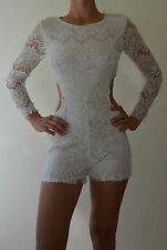 Lace Clubwear Jumpsuits, Rompers & Playsuits for Women