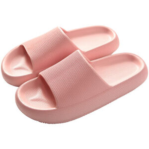 Super Comfy Fashionable Open Toe Anti-slip Slipper Indoor Outdoor Women Men Kids