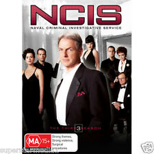 NCIS Series : Season 3 : NEW DVD