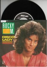 "ROCKY M. ( Raphael Van Dango ) - Disco Lady > 7"" Vinyl Single"