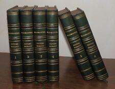 MARMONTEL, MORELLET, CONTES MORAUX (6 vol.)