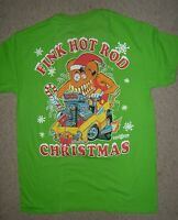 "Ed "" Big Daddy "" Roth Rat Fink 2016 Christmas T shirt"