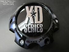 KMC XD Menace 808 Center Cap 1079L145GB S708-06 1079L155-YB001 NEW GLOSS BLACK