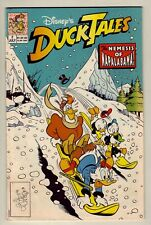 DuckTales #2 - July 1990 Disney - TV show - Uncle Scrooge - Fine (6.0)