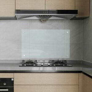 Küchenrückwand Küche 6mm Spritzschutz Spritzschutz Glas ESG Sicherheitsglas