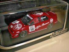 HPI RACING 8125 - Alfa Romeo 155 TS Silverstone 1994 #56 - 1:43 Made in China