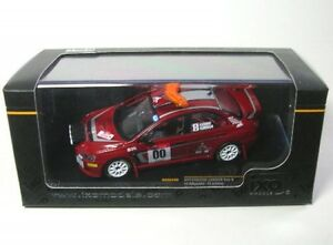 Mitsubishi Lance Evo X No. 00 Safety Car Rally Japan 2007