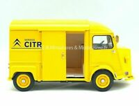 CITROEN HY 1962 1:24 Scale Diecast Model Toy Car Miniature Yellow