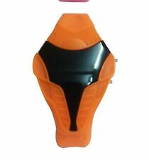 UK SELLER: Orange Kids Digital LED Wrist Watch For Men & Boys Silicone Strap