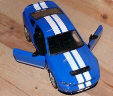 FORD GT500 1:14 RC FB 27MHz Jungs Kinder Renn auto Fahrzeug FB 2170 Blau Weis L