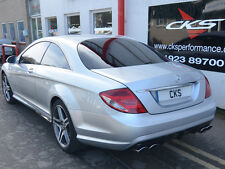 Mercedes W216 C216 CL600 Sport Exhaust AMG CL63 CL65 Style