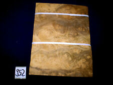Laurel Maser Maserfurnier Maserholz 1 Paket  190 x 150 mm   24 Blatt  Nr. 952