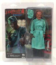 "NECA Nightmare on Elm Street 4 Dream Master 8"" Retro-Style SURGEON FREDDY Figure"