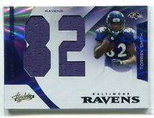 2011 Absolute Torrey Smith RPM JERSEY RELIC RC12/50 RAVENS