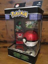 Pokemon Catch N Return Torterra Figure & Poke Ball TOMY Trainers Choice 2 NEW