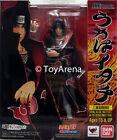 S.H. Figuarts Itachi Uchiha Naruto Shippuden Action Figure Exclusive USA SELLER