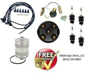 INTERNATIONAL FARMALLL CUB, CUB LO BOY IH DIST COMPLETE IGNITION TUNE UP KIT