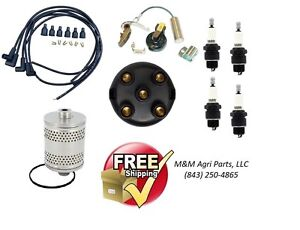 TUNE UP KIT & FILTER IH FARMALL 100 130 140 200 230 240 300 330 340 350 400 404