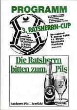 1989 HT Hamburger SV, St. Pauli, Bröndby IF Kopenhagen, Banik Ostrava  Edition B