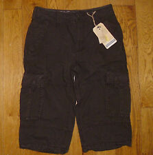 Fat Face Patternless Cargo, Combat Shorts for Men