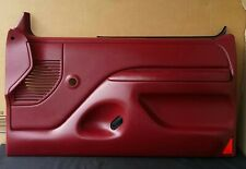 Red Interior Door Panels Parts For Ford F 250 For Sale Ebay