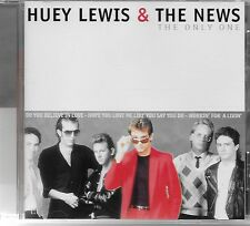 Huey Lewis & The News ‎– The Only OneCD Album 1997