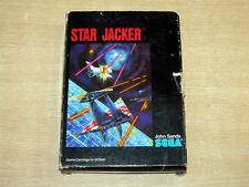 Sega sc3000 o Sg1000-Star Jacker por Sega
