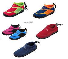 BECO Kinder Neopren Schuhe Schwimmschuhe Kindersurfschuhe Badeschuhe Gr.20 - 35