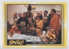 1991 Pacific Bingo! Movie #108 Can I Keep Him Dad? Non-Sports Card 0b6