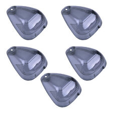 5 Cab Roof Lamp Smoked Lamp Light Lens Cover fit for Ford F250 F350 F450 F550 Yd
