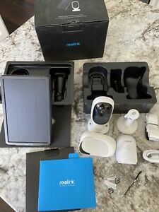 Reolink Argus 2 Wireless Outdoor Security Camera - White