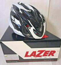 Lazer Sphere Road Cycling Helmet - Black /White -XXS - MED Adjustable (52-58 cm)