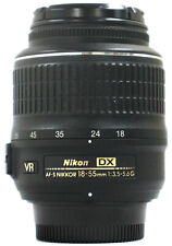 Nikon AF-S DX NIKKOR 18-55mm f/3.5-5.6G Camera Lens